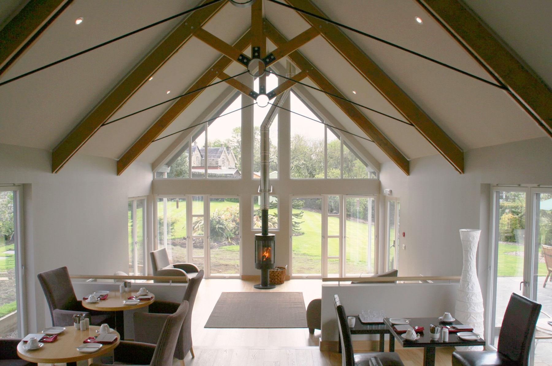 Cragatin design Pitlochry