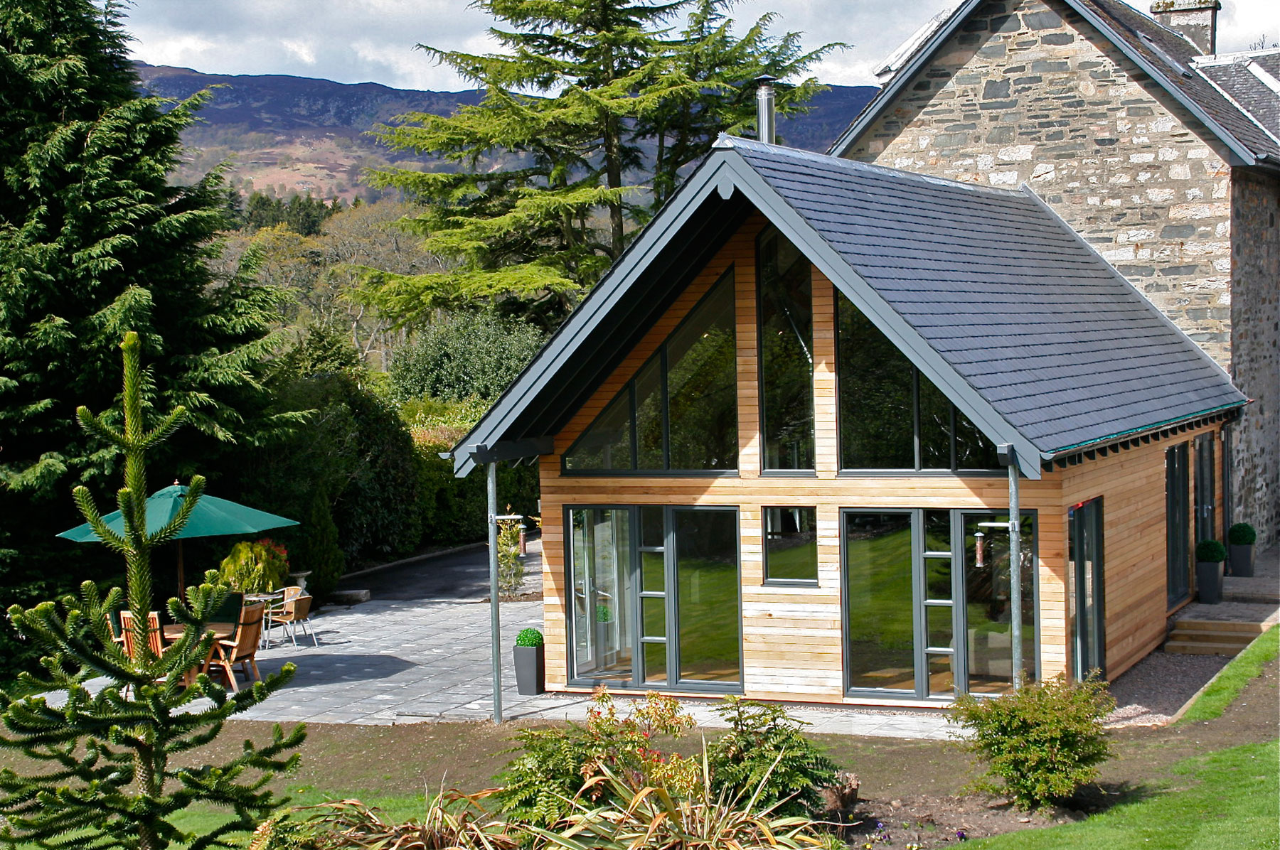 Architectural Design in Pitlochry