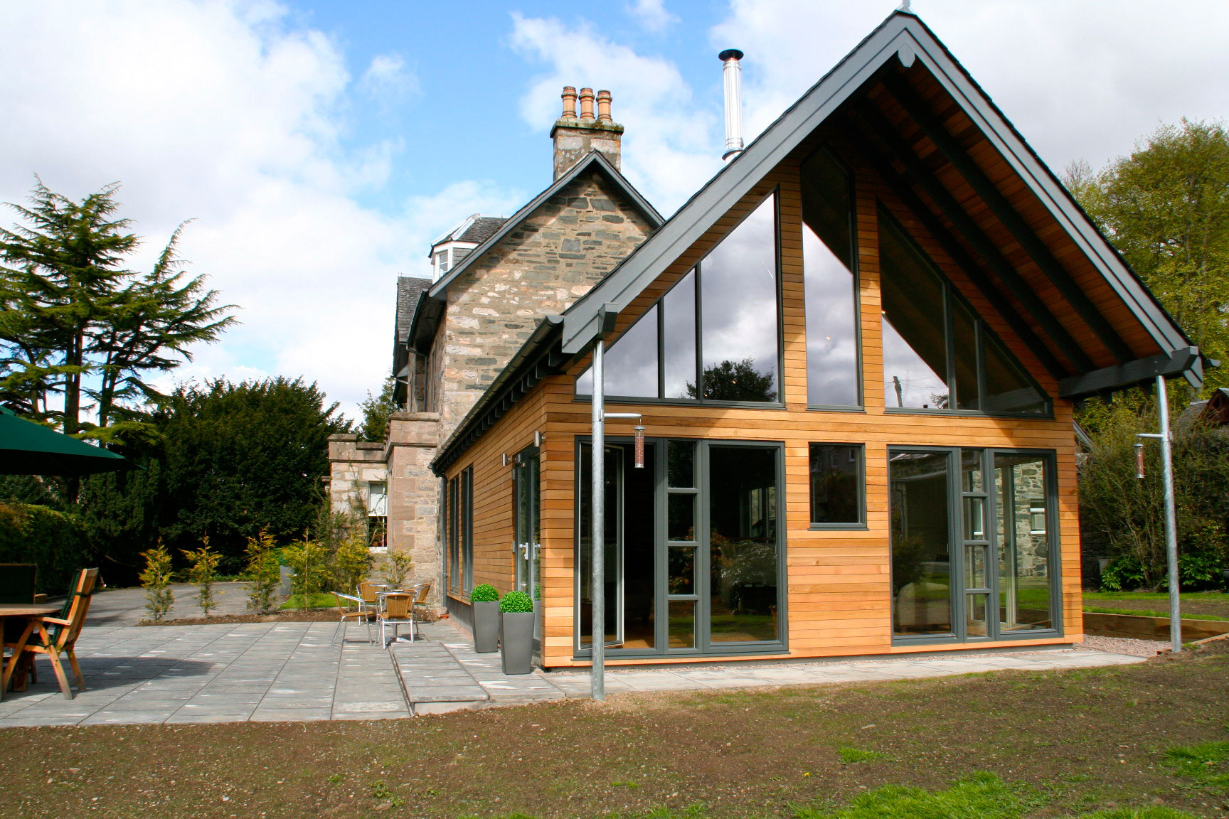 Architectural Design in Scotland