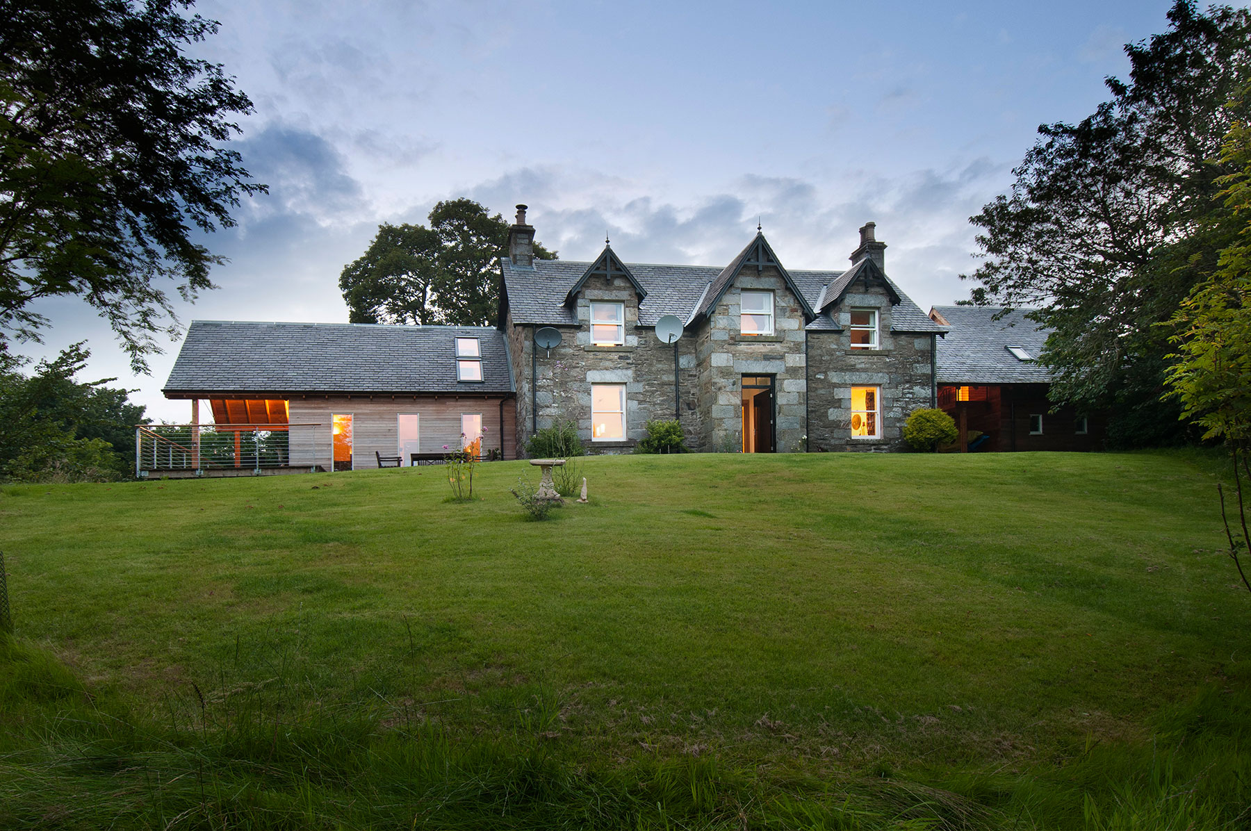 Property design Scotland